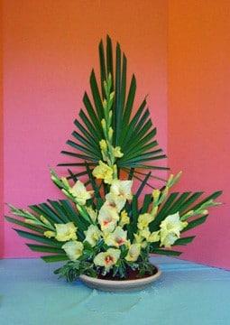 Unit 2. Conditioning Plant Material & Triangular Designs