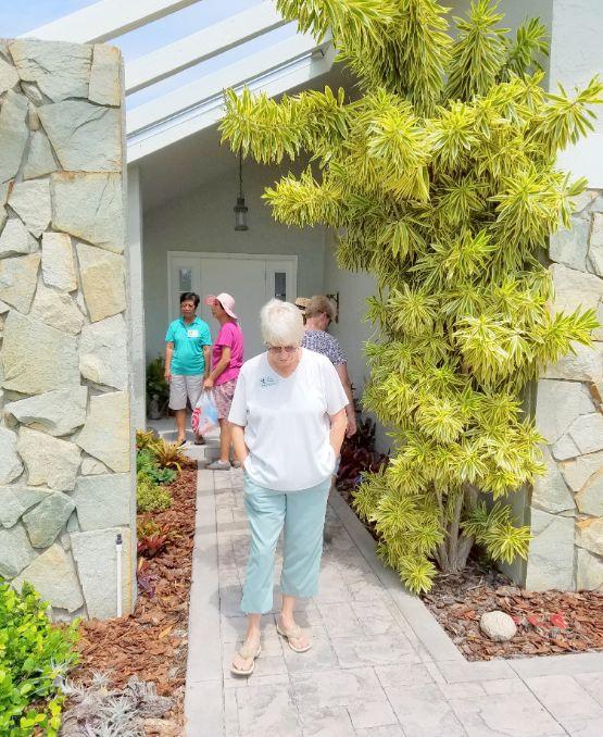 Cheryl Byrd Yard Garden Club of Cape Coral