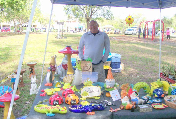 Crafts Vendor