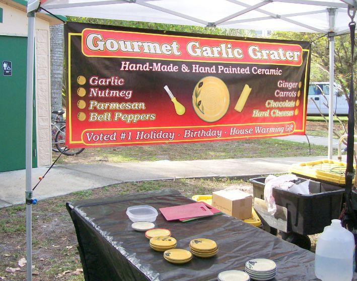Gourmet Garlic Grater