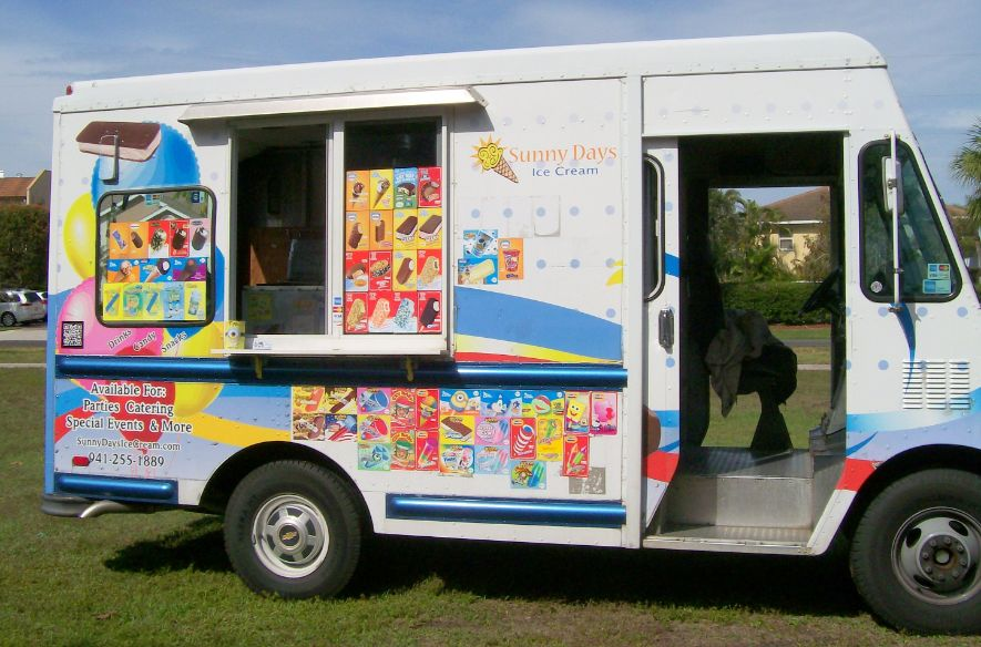 Sunny Days Ice Cream