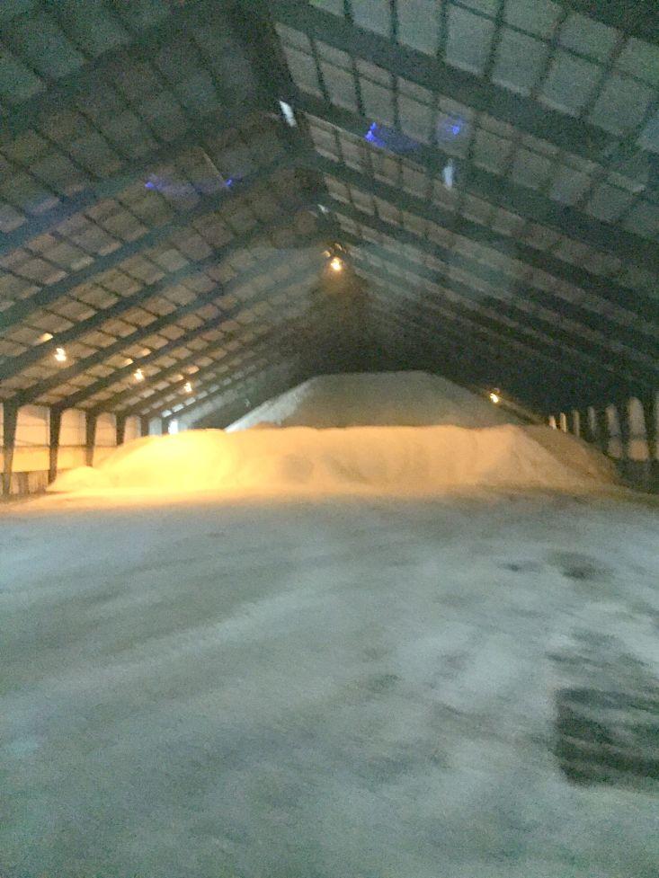 US Sugar sugar mountain