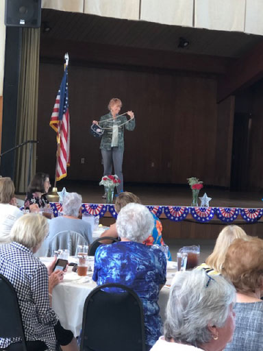 Garden Club of Cape Coral Fashion Show Fundraiser 2019