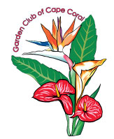 Garden Club of Cape Coral Logo