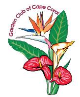Garden Club of Cape Coral Logo