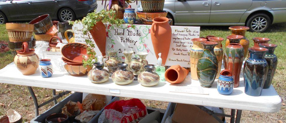 Handmade Pottery by Belinda