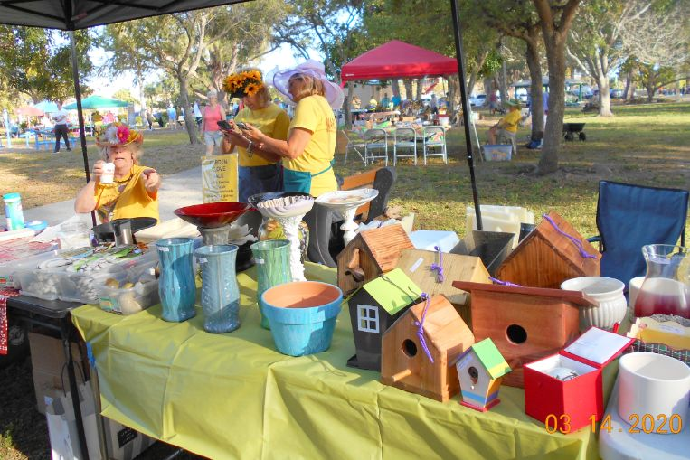 Pots Vases Birdhouses
