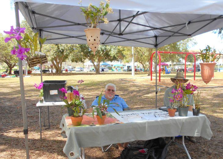 Southwest Florida Orchid Society John Hampton