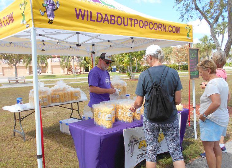 Wild About Popcorn