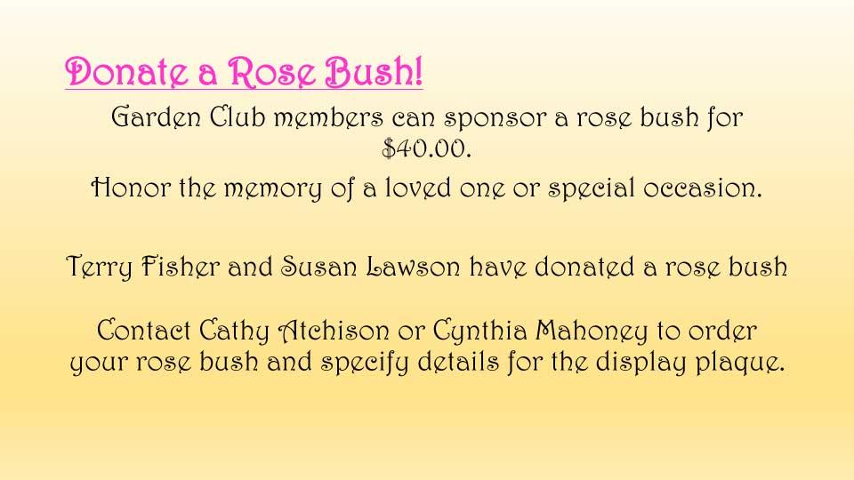 October Meeting 2020 - Rose Garden - 22
