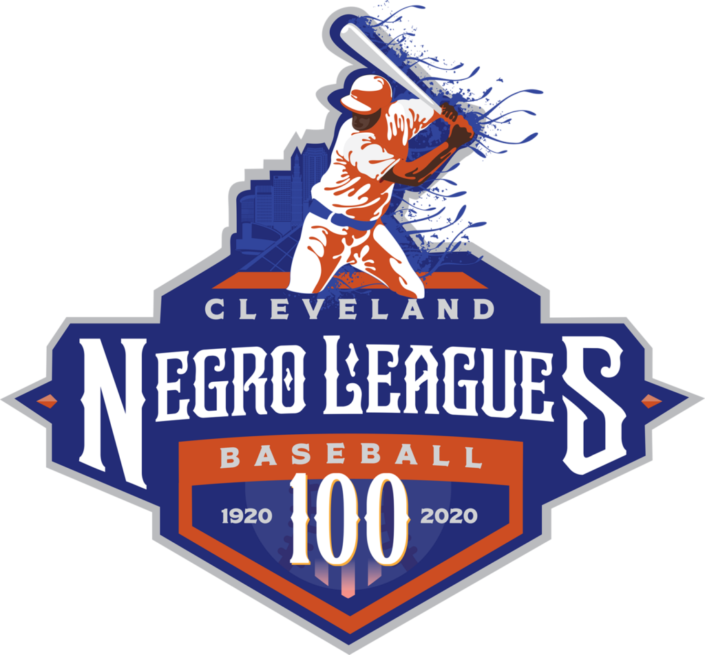 The Cleveland 2020 Negro League Centennial Logo