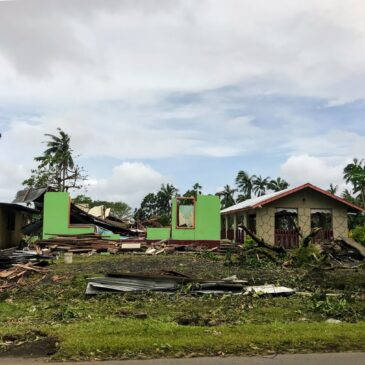 Cyclone Gita- At the Mercy of Mother Nature