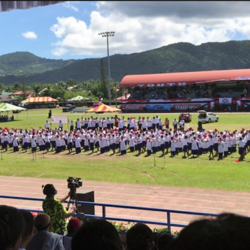 Flag Day In American Samoa