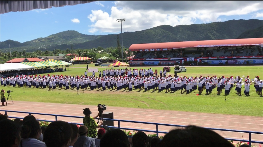 Flag Day in American Samoa