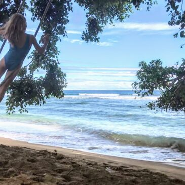 Swing Beach: Nua, American Samoa