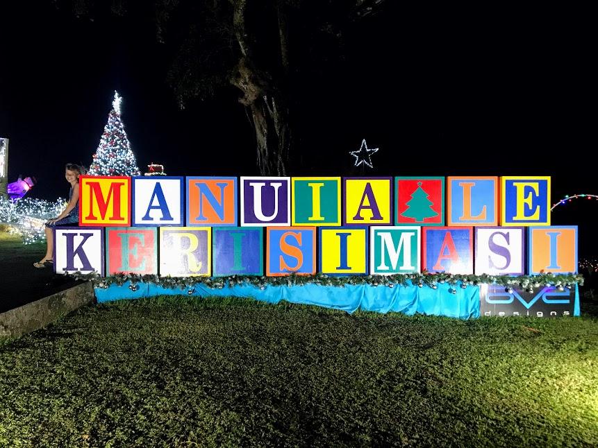 Christmas In American Samoa