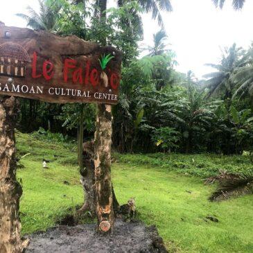 Le Faleo'o Samoan Cultural Center