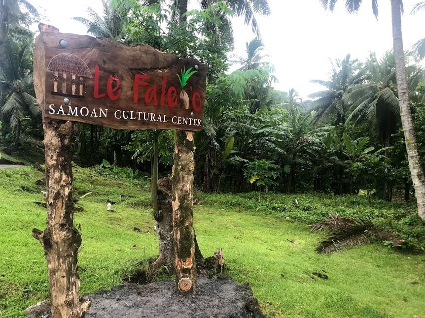 Le Faleo'o Samoan Cultural Center - AmSamFam