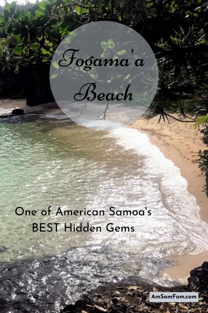 Pinnable Fogama'a Beach Image