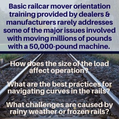 Railcar Mover Safety Training