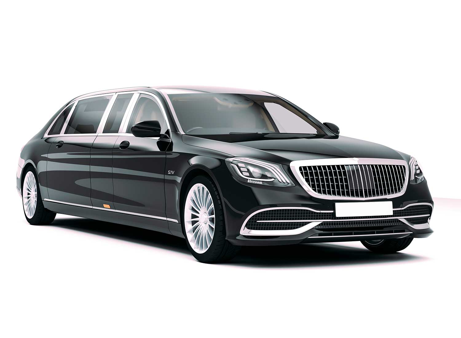 Clearwater Limos - Black Limousine