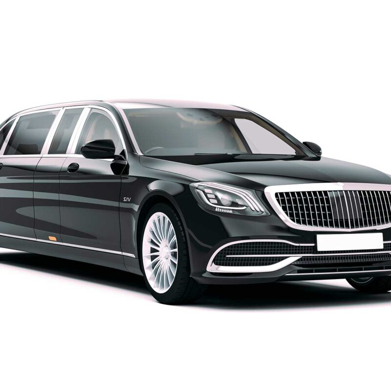 Clearwater Limousines - Black Limousine