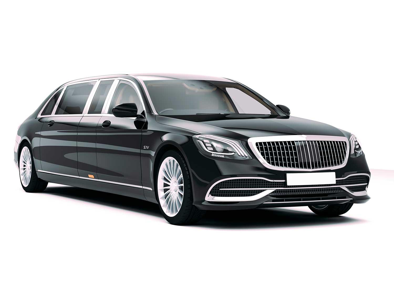 Limousines St Petersburg - Black Limousine