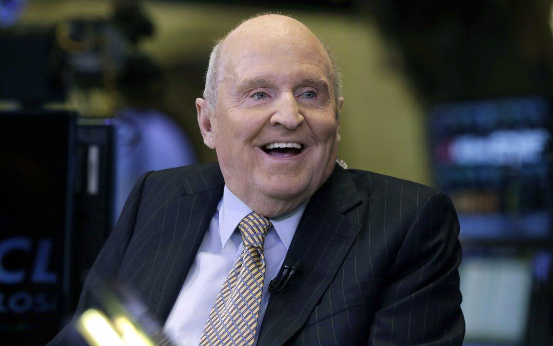 Jack Welch, Visionary Before his Time