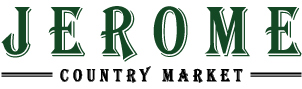 Jerome Country Market Logo