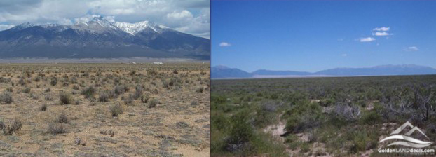 Zero Down 5 Acres in Costilla County For Sale – Redstone Loop