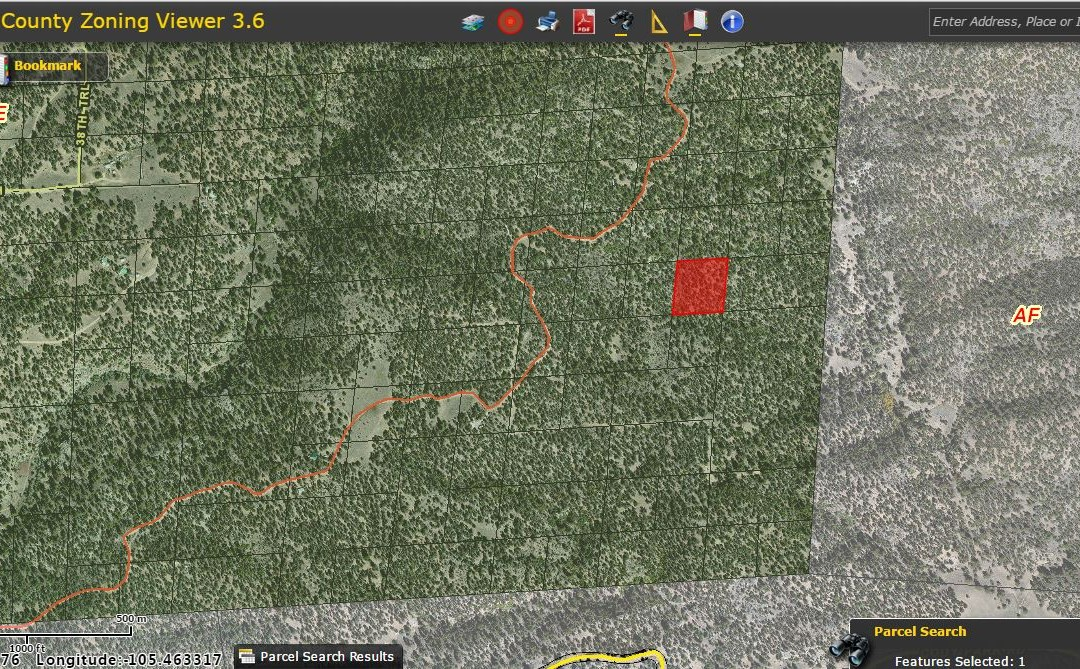 SOLD – Cheap Land Fremont County # 23537