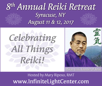 8th Annual Reiki Retreat