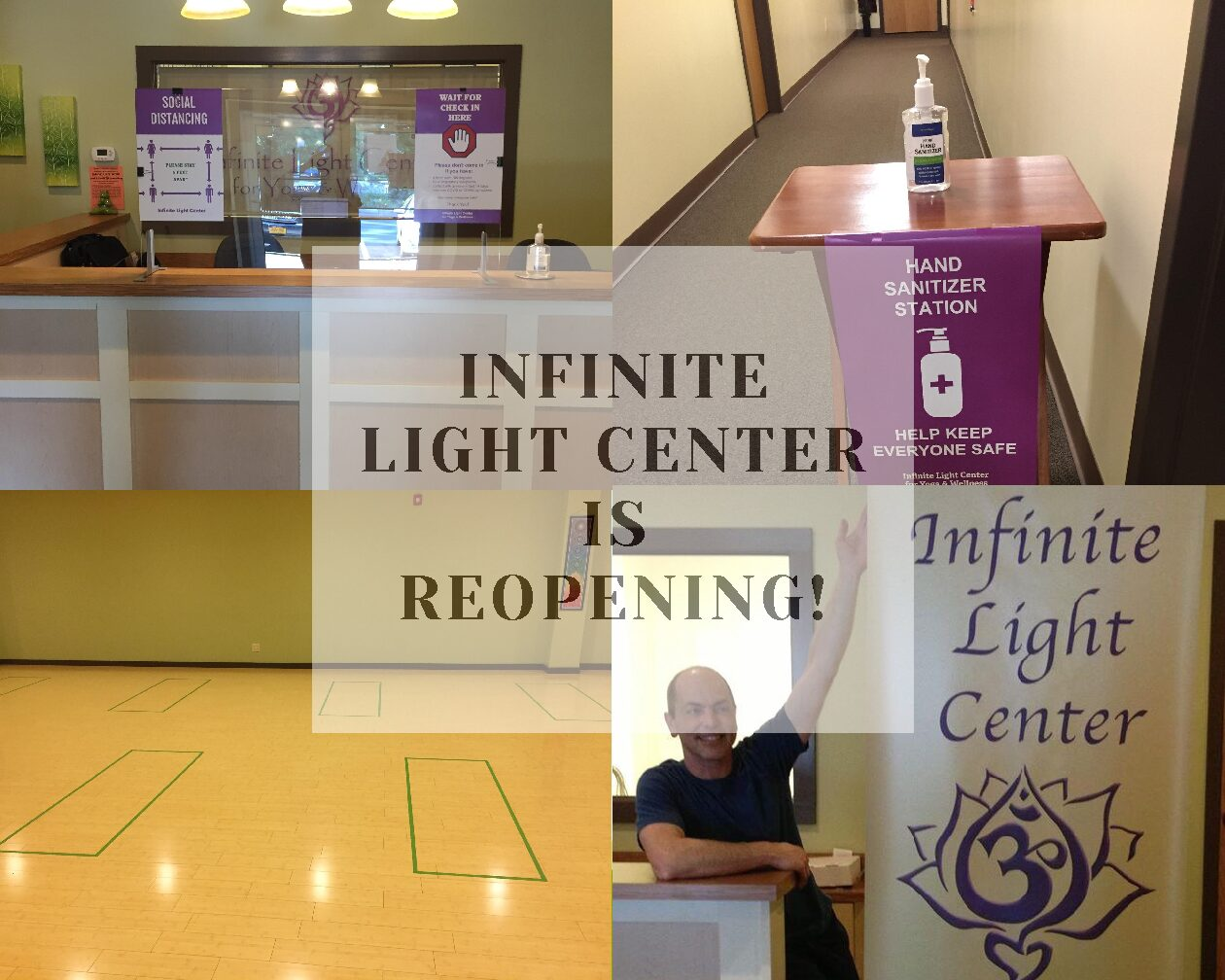 Behind the Scenes as Infinite Light Center Prepares to Reopen