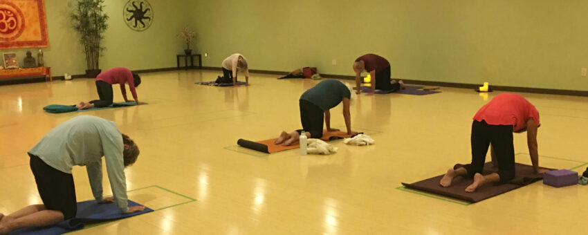COVID-Safe Yoga Classes at Infinite Light Center