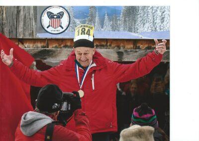 Busa - gold medal