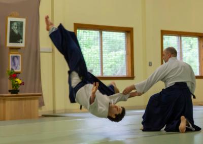 Joel - Aikido Test 2