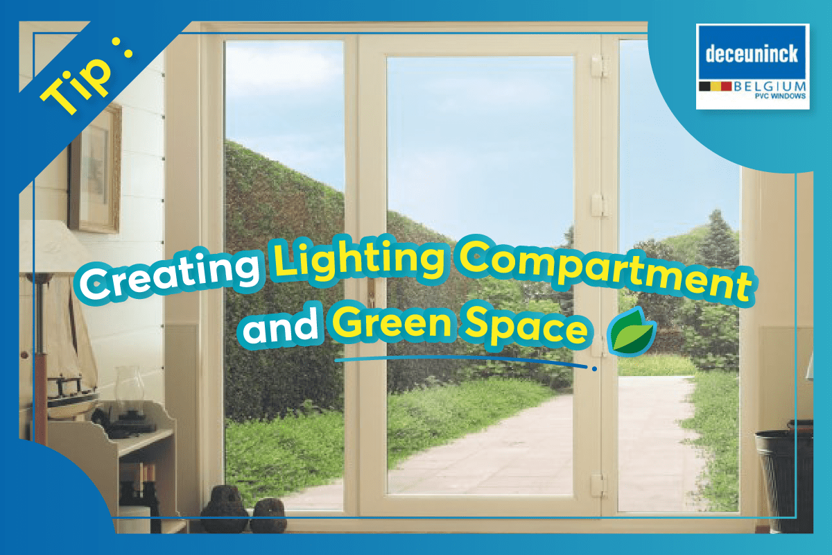 creating lightning component and greenspace