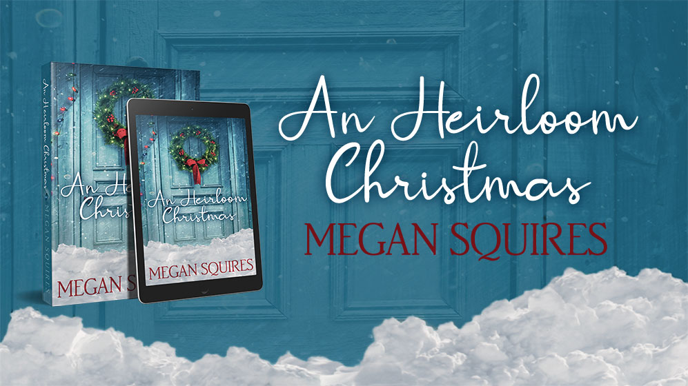Your Chance for an ARC of 'An Heirloom Christmas'