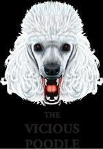 The Vicious Poodle Logo