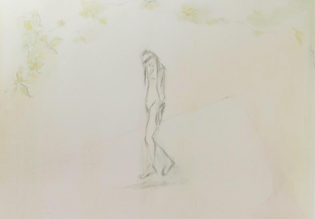 Tracey Emin, Walking in a Dream, 1999