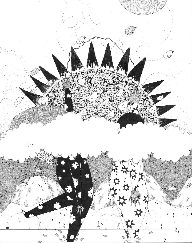 artwork by gabriela beltran