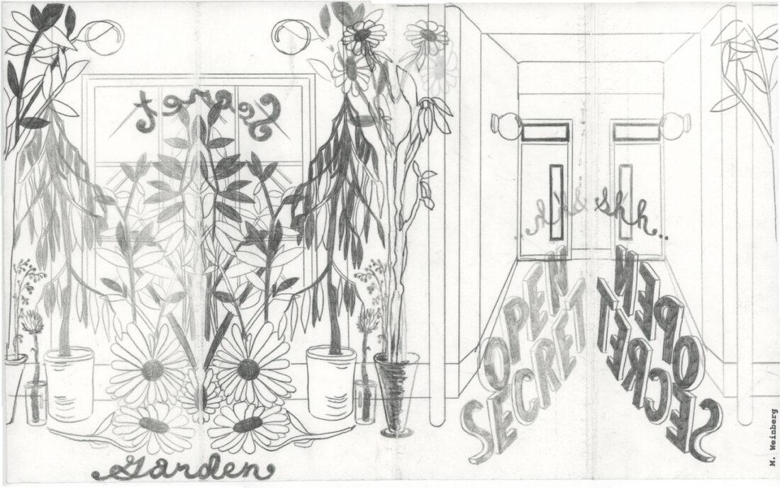 image of Secret Garden, Open Secret