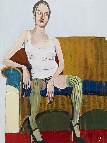 Chantal Joffe, Kristen
