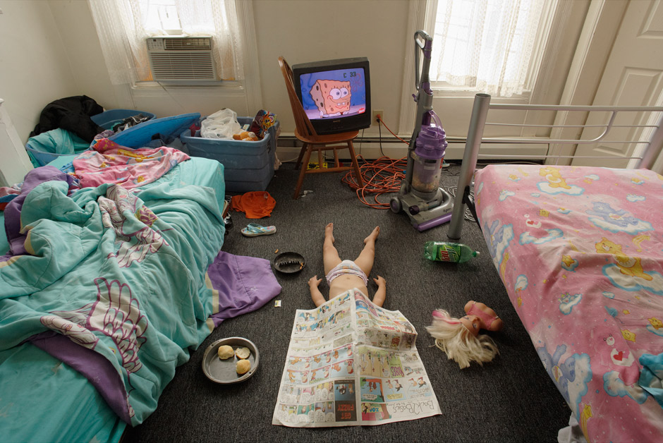 Brenda Ann Kenneally, Upstate Girls, Sunday Funny Papers, 2008