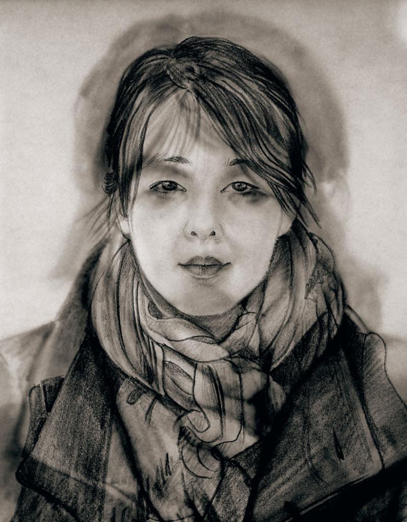 Nikki S. Lee, Layers, Prague 1, 2007