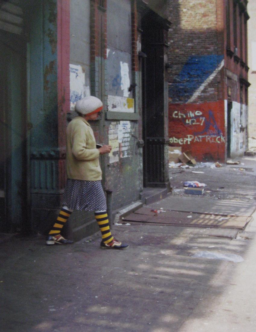Helen Levitt, New York, New York City, 1977