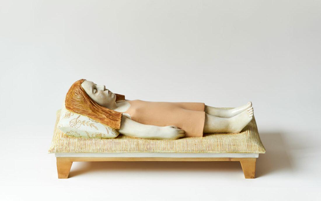 Claudette Schreuders sculpture