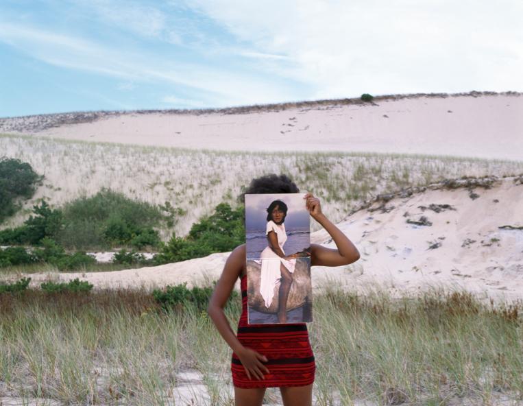 Xaviera Simmons, Untitled (Horse), 2010