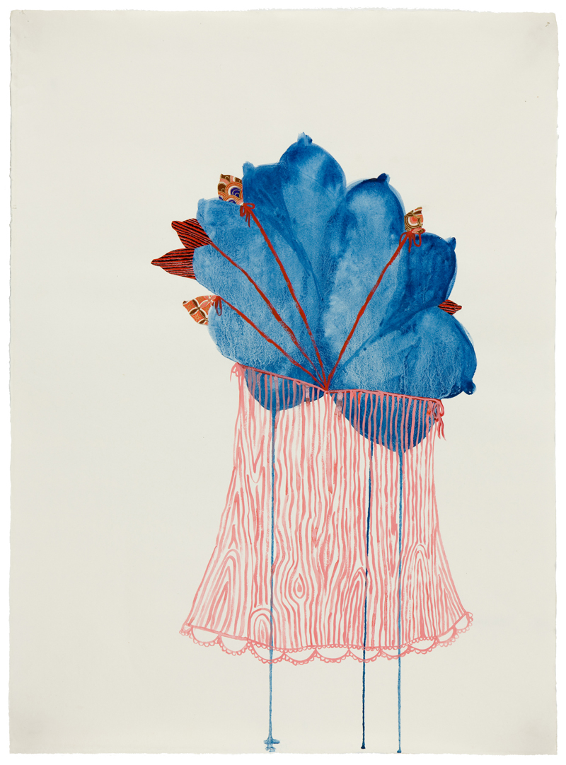 Shoshanna Weinberger, Codpiece for Aunt Sara, Portrait No. 2, 2011