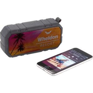 Customizable Outdoor Waterproof Bluetooth Speaker